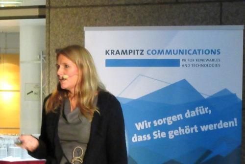 Iris Krampitz Vortrag