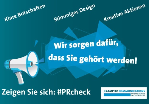 Krampitz Communications #PRCheck