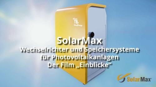 SolarMax Imagefilm