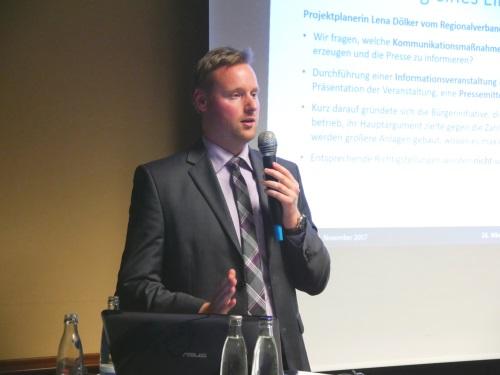 Thomas Blumenhoven Vortrag