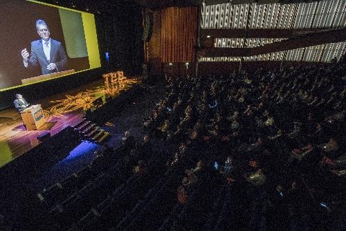 Keynote speech of Maros Sefcovic at TBB 2017
