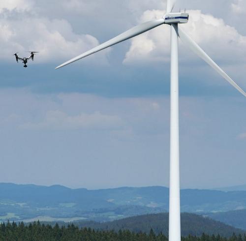 Partnerprogramm Commercial Drone als Kooperationskonzept (copyright Aero Enterprise)